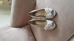 Beautiful wedding or special occasion shoes size 9.5