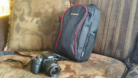 Canon - EOS Rebel T5 DSLR Camera with 18-55mm Lens
