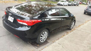 A clean Hyundai Elantra GLS 2011 is available for sale.
