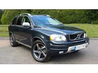 2013 Volvo XC90 2.4 D5 (200) R DESIGN Nav 5dr Automatic Diesel Estate