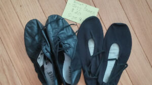Ballet Shoes and Jazz Shoes both Size 9