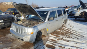 2008 PATRIOT. JUST IN FOR PARTS AT PIC N SAVE! WELLAND