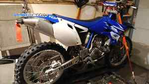 03 yzf450 and 01 426
