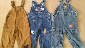 3 Overall Jeans 18-24mths