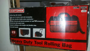 Rooling Tool bag