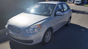 Hyundai Accent  automatic 2010 5000$negotiable 2010