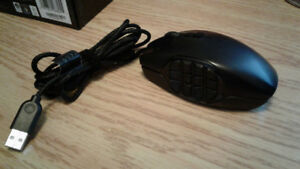 MMO Gaming Mouse - Logitech G600