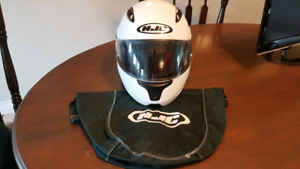 men's xl HJC helmet