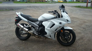 2014 Suzuki GSX1250 only $7500.00 or $176 per month for 60 month