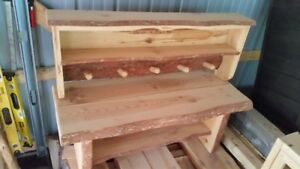 Coat Rack and Boot Bench