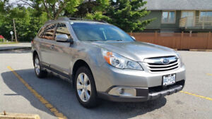 2010 SUBARU OUTBACK LIMITED EDITION