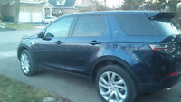 2015 Land Rover Discovery HSE SUV, Crossover