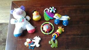 Assorted baby toys 01