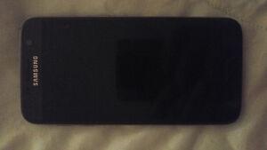 **Samsung Galaxy s7 32G black **