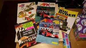 AFX Aurora, Model Motoring Slot Car Dealer Catalogues