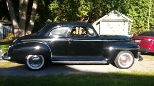 1948 Dodge Super Deluxe 2 Door Coupe