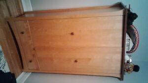Marigeau Lapine wood waredrobe