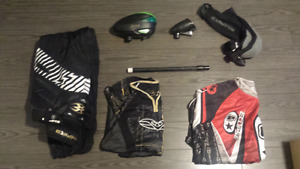 Paintball Gear Bag Clear Out