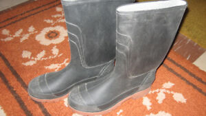 A Pair of Rubber Boots
