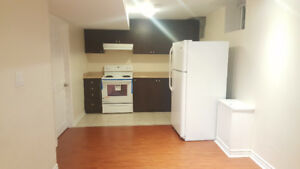Newly Built Two Bedroom spacious Basement Apartment
