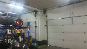 GARAGE DOOR HI-LIFT CONVERSIONS from $1200 INSTALLED