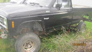 1985 Ford Ranger Pickup Truck 4x4