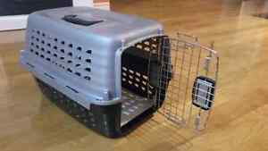 TAMPER PROOF Small dog cage. Excellent condition. London Ontario image 1