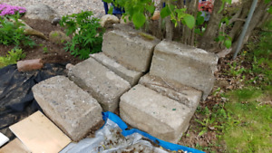Landscaping blocks