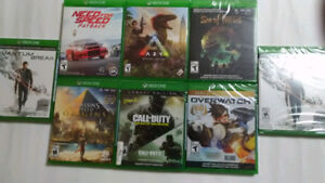 Xbox One games & Controllers from $10 to $50