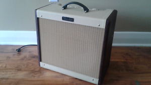 Fender Blues Jr III - LIMITED EDITION /w Cannabis Rex speaker