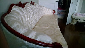 Couch Loveseat Coffee table set Kitchener / Waterloo Kitchener Area image 4