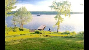 Waterfront cottage - Washademoak Lake - Cambridge-Narrows