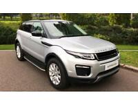 2016 Land Rover Range Rover Evoque 2.0 TD4 SE Tech 5dr - Fixed Si Automatic Dies