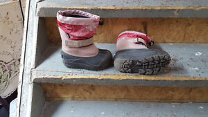 Girls Columbia Winter Boots size 11
