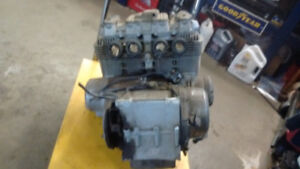 HONDA CB 650 ENGINE complete bike available extra