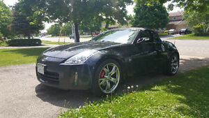 350Z Convertible with Upgrades
