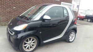 Smart fortwo 2dr Cpe 2008