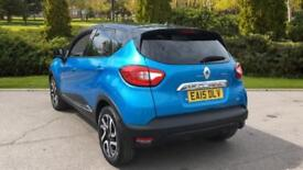 2015 Renault Captur 1.5 dCi 90 Dynamique S MediaNa Manual Diesel Hatchback