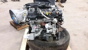 2015 FORD 3.5 ECO-BOOST COMPLETE ENGINE