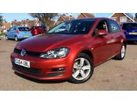 2014 Volkswagen Golf 1.4 TSI Match 5dr Manual Petrol Hatchback