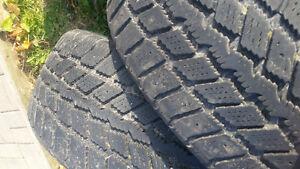 5 winter tires for sale 215/50r17 Cambridge Kitchener Area image 8