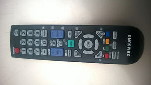 Samsung BP59-00138B TV Remote Control    looks like new