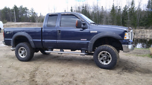2005 Ford F250 for sale $16500 OBO