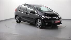 2017 Honda Jazz 1.3 i-VTEC EX Petrol black Automatic