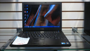 Laptop DELL E6410 14'' cpu Intel i5 2.4 Ghz sur commande