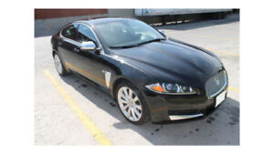 **JAGUAR XF 2013 SUPERCHARGE 3.0L LUXURY SPORT**