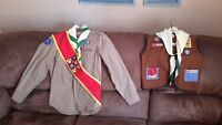 SCOUT UNIFORM - in excellent condition