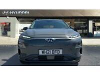 2021 Hyundai Kona 150kW Premium 64kWh 5dr Auto [10.5kW Charger] Electric Hatchba