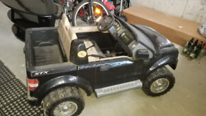 Power Wheels Ford F150 for sale- 2 seater with tailgate- $200