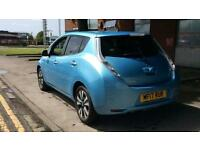 2017 Nissan Leaf Tekna 30kWh Automatic Electric Hatchback